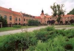 Morąg: Pałac Dohnów z Muzeum im. Johanna Gottfrieda Herdera