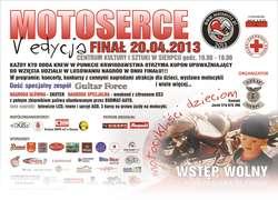 Prezentujemy szczegółowy program imprezy - Motoserce 2013