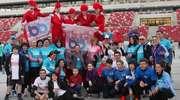 BiegamBoLubię Wydminy na Orlen Warsaw Marathon