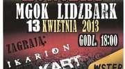 Koncert z okazji 15-lecia zespołu Ikarion w MGOK w Lidzbarku