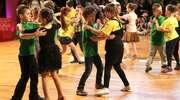 """Turnieju Tańca """"Bażant. To pierwsze w ich życiu zawody"""