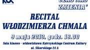 Recital Włodzimierza Chmala
