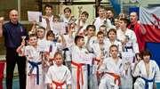 Karate: Dziewięć medali najmłodszych karateków MKKK Shinkyokushin