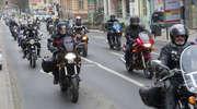 Tabunada, czyli przejazd motocykli ulicami Olsztyna