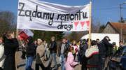 Mieszkańcy zakończyli blokadę drogi z Morąga do Małdyt