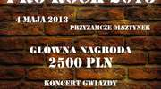 """Olsztyneckie Konfrontacje Zespołów Rockowych """"Pro Rock 2013"""""""
