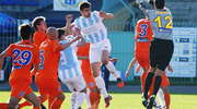 Stomil zremisował 0:0 z liderem I ligi