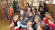 Pociąg do Tuwima w węgorzewskiej bibliotece