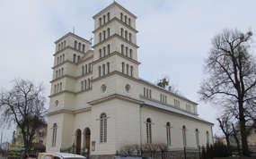 Cerkiew prawosławna p.w. św. Piotra i Pawła w Lidzbarku Warmińskim