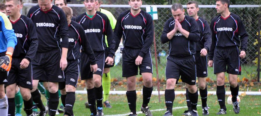 Piłkarze Boruty imponowali nieskutecznością