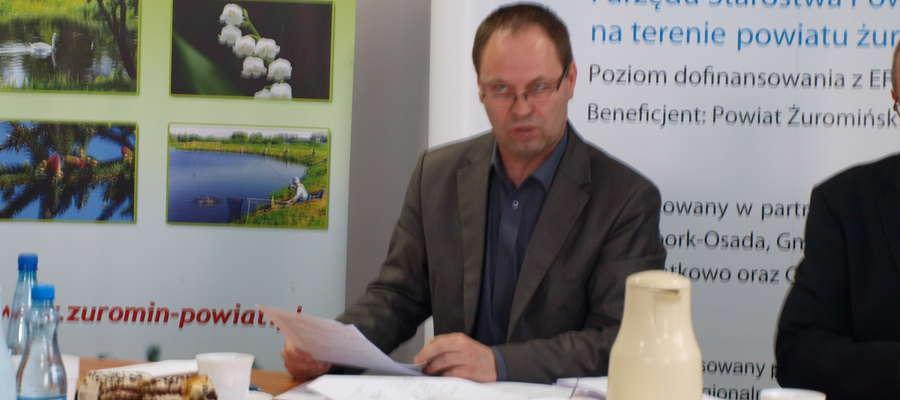 Ireneusz Rejmus prezes ŻZK wyjaśnia, że nie trzeba rozwiązywać umów z zakładem