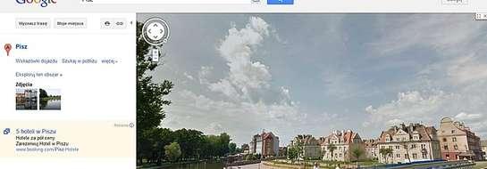 zrzut z ekranu/Google Street View