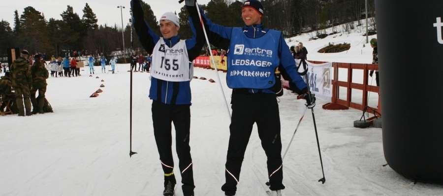 Arek Duda z Rant 2012 zwyciężył w Biegu Ridderrenet w Norwegii na dystansie 20 km w swojej grupie wiekowej.