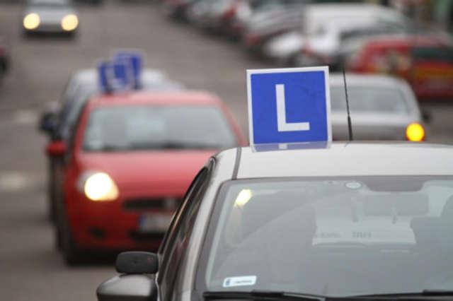 Test z obsługi nawigacji na egzaminie na prawo jazdy - full image