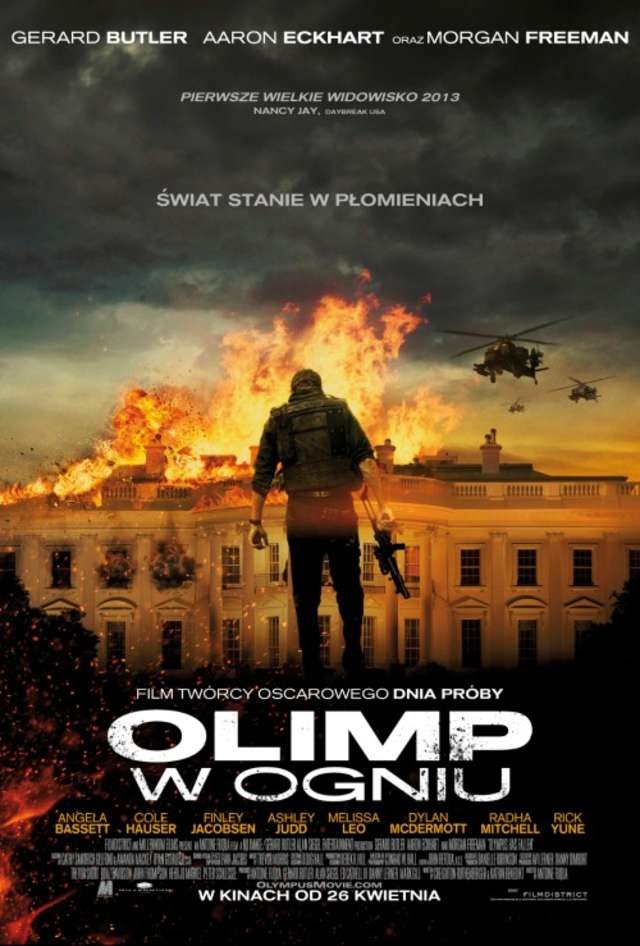OLIMP W OGNIU - full image