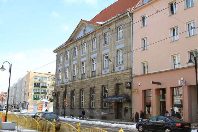 Elbląg: Gmach Kredyt Banku, dawniej Banku Rzeszy - full image