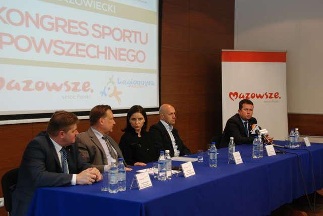 Sportowe Mazowsze - ogromne dotacje  - full image