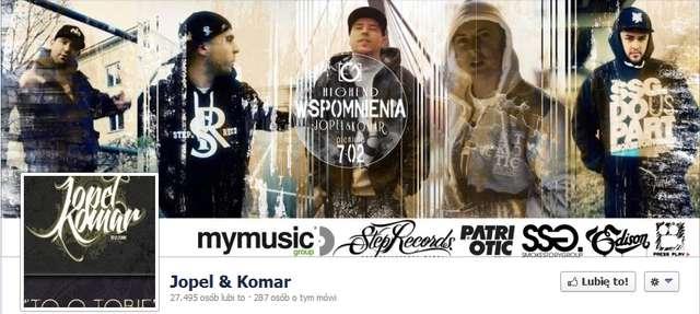 Jopel i Komar ft. Onar: Byłem tłem dla nich  - full image