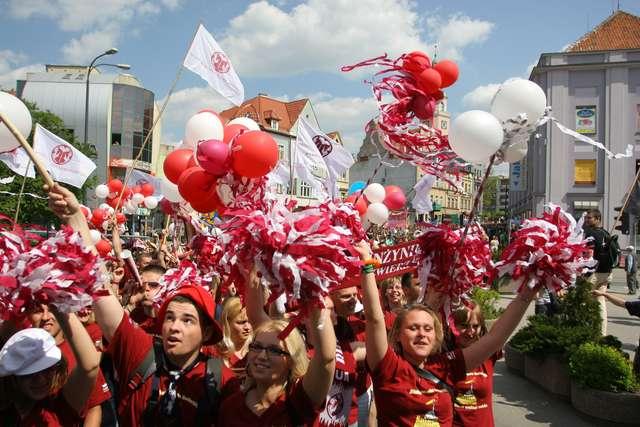 Ruszyła 55. Kortowiada! Studenci przejmują władzę w Kortowie - full image