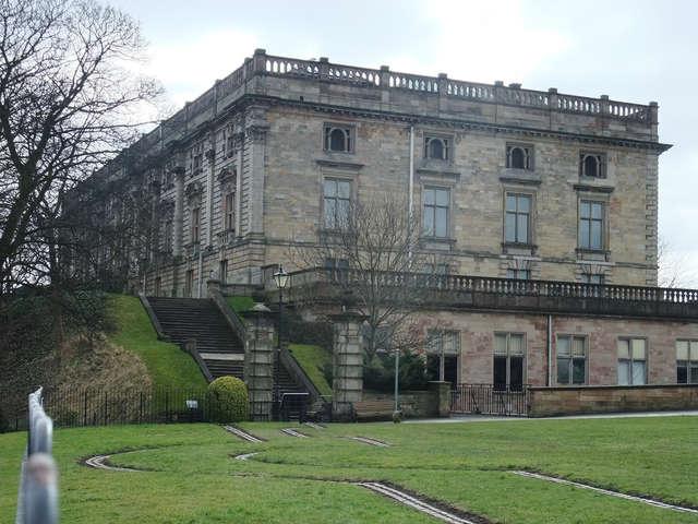 Zamek w Nottingham - full image