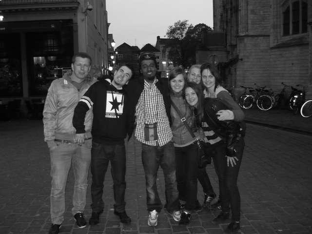 Uczniowie ZSKŚiA na praktyce w Holandii - full image