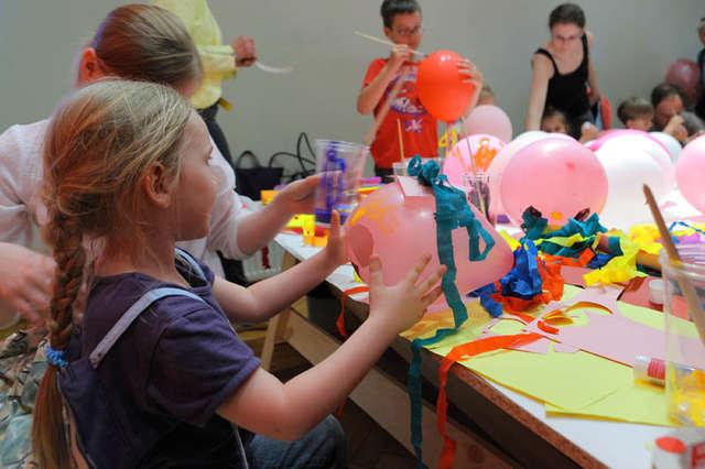 Artystyczny Dzień Dziecka w galerii BWA - full image