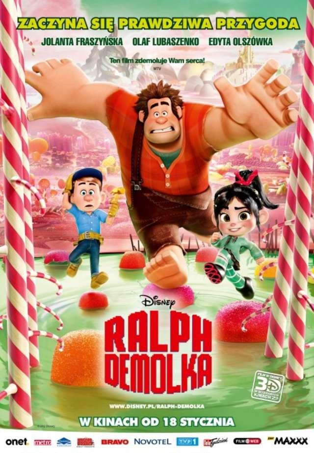 RALPH DEMOLKA 2D      - full image