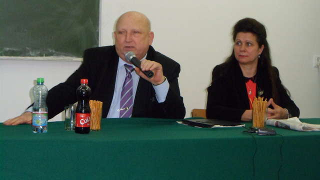 Spotkanie z Józefem Oleksym - full image