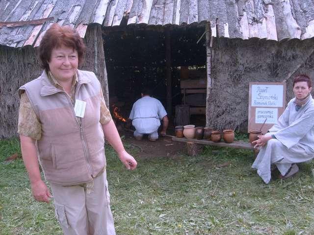 Teresa Kosińska, prezes Stowarzyszenia Nasze Gady - full image