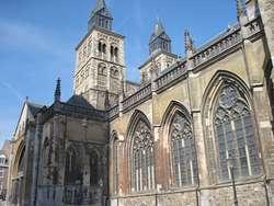 Bazylika Św. Serwacego to najstarszy kościół w Holandii