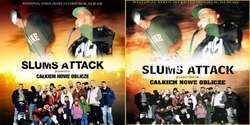 Reedycja kultowej płyty Slums Attack!