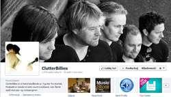 ClutterBillies: posłuchaj norweskie country