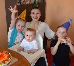Magdalena Makarewicz - Sternicka z dziećmi
