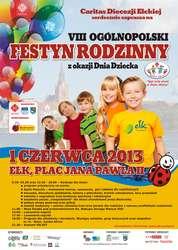 VIII Ogólnopolski Festyn Rodzinny z okazji Dnia Dziecka