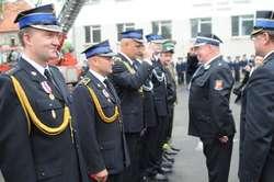 Dzień Strażaka to doskonała okazja na wręczenie medali, awansów i wyróżnień
