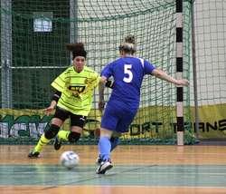 Małgorzata Gawryołek trenuje regularnie piłkę nożną od czterech lat