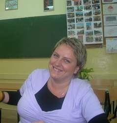 Magdalena Masyk, nauczycielka religii