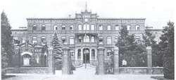 Szpital Miejski w okresie międzywojennym