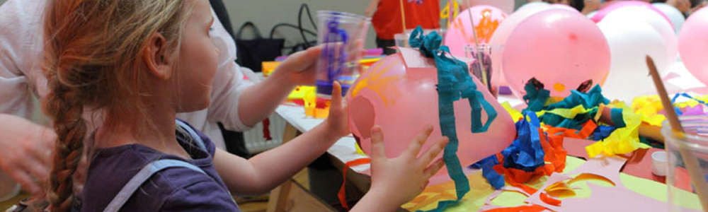Artystyczny Dzień Dziecka w galerii BWA