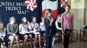 Patriotyczna atmosfera w szkole w Byszwałdzie