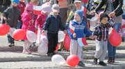W Gołdapi było biało-czerwono i wiosennie