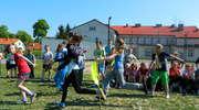 Szkolne sztafety biegały w Galinach