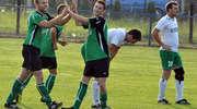 Piłka nożna. Derby powiatu żuromińskiego dla Wkry Bieżuń