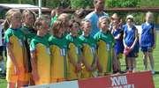 Dziewczęta z Kozłowa czwarte w Pucharze Wielgusa