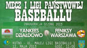 Yankeesi Działdowo rozpoczynają ligę