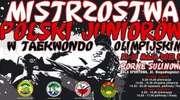 II miejsce dla drużyny AZS-UWM Olsztyn podczas finałów Mistrzostw Polski Juniorów w taekwondo