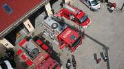 W Dniu Strażaka remiza OSP w Bisztynku otwarta była dla wszystkich
