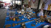 Bazar na Grunwaldzkiej. Tu można znaleźć wszystko