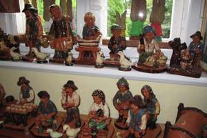 Muzeum w Pieckach, czyli niezwykłe gliniane figurki
