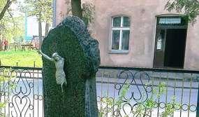 Cmentarz w Pieniężnie